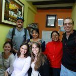 group Spanish course quito